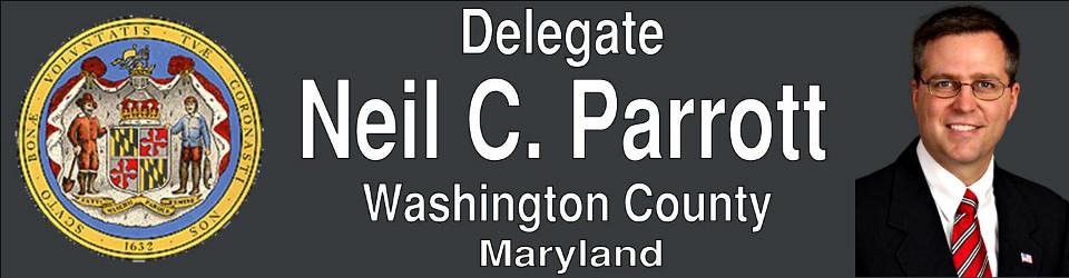 Delegate Neil Parrott